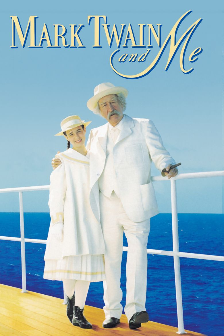 Mark Twain and Me Poster