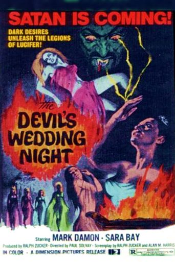 The Devil's Wedding Night Poster