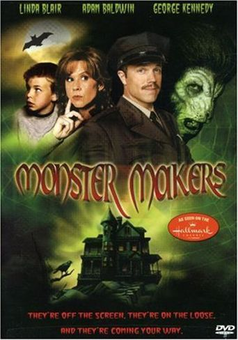 Monster Makers Poster
