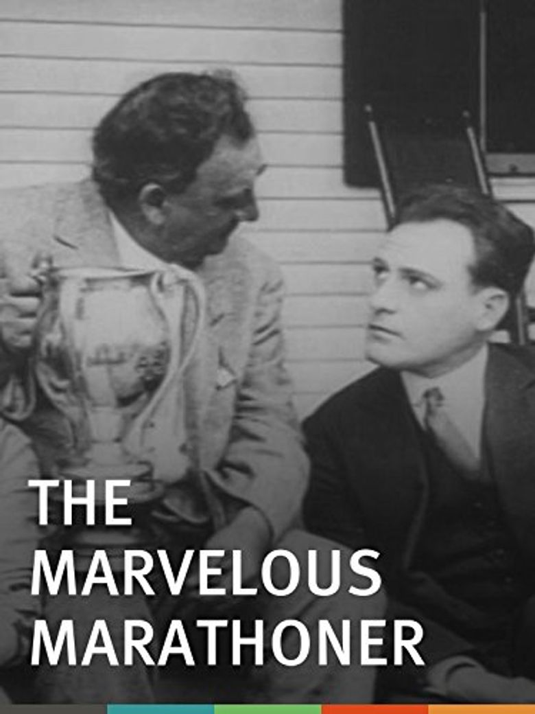 The Marvelous Marathoner Poster