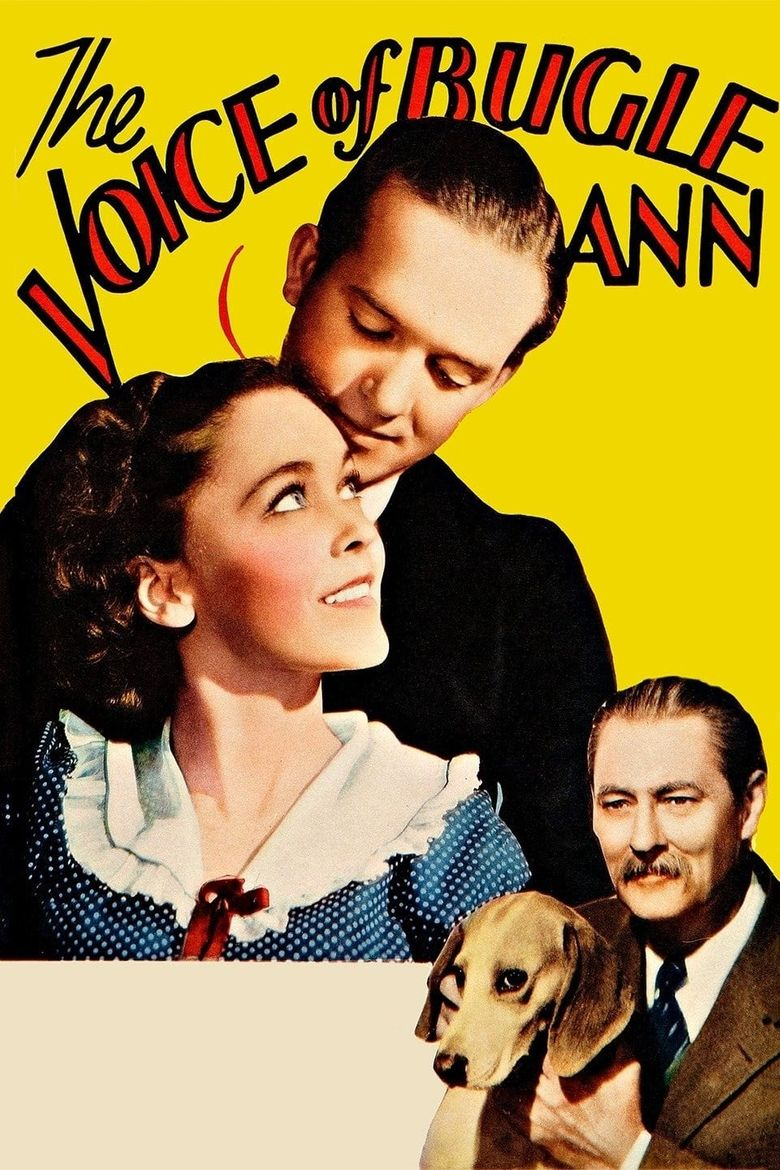 The Voice of Bugle Ann Poster