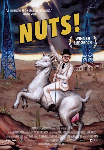 Nuts! Poster