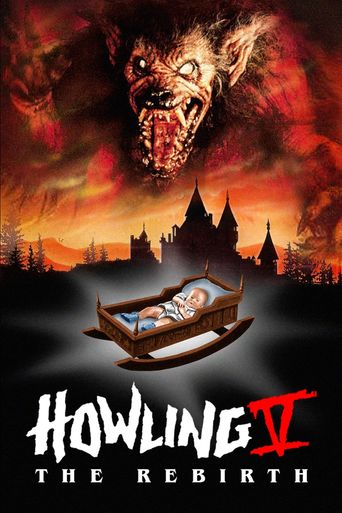 Howling V: The Rebirth Poster