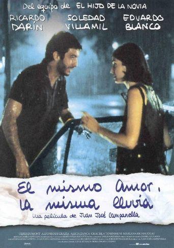 Same Love, Same Rain Poster