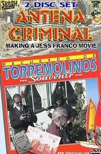 Antena Criminal: Making a Jess Franco Movie Poster