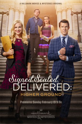 Signed, Sealed, Delivered: Higher Ground Poster