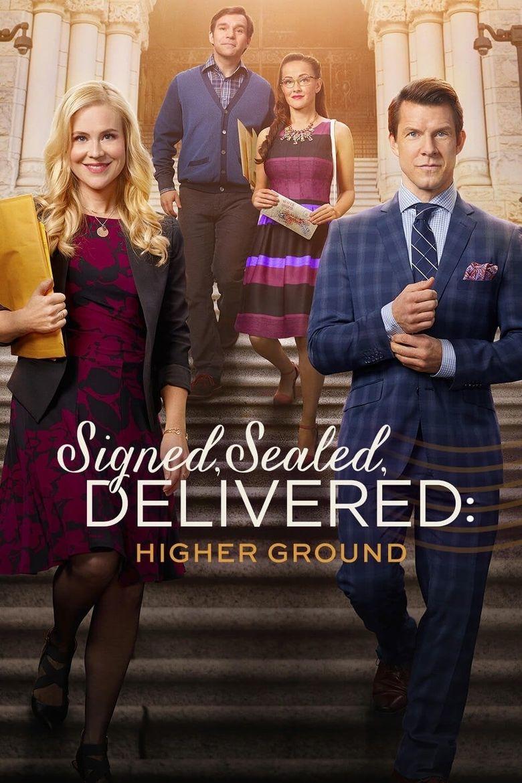 Signed, Sealed, Delivered: Higher Ground Poster