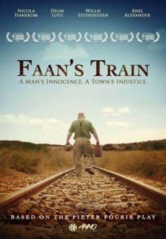 Faan's Train Poster