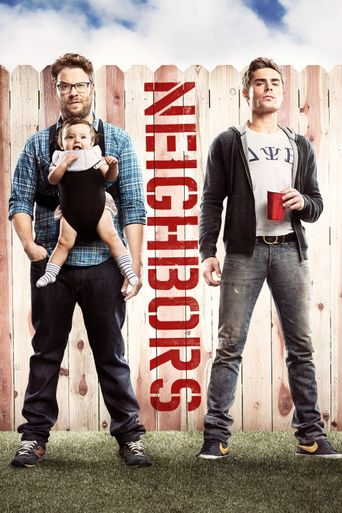 Neighbors Poster