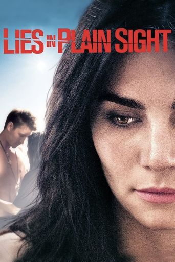 Lies in Plain Sight Poster