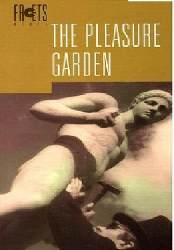 The Pleasure Garden Poster
