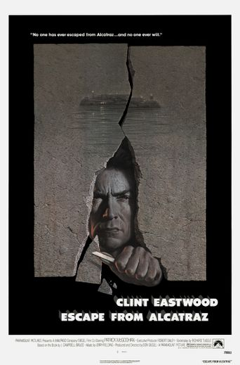 Watch Escape from Alcatraz