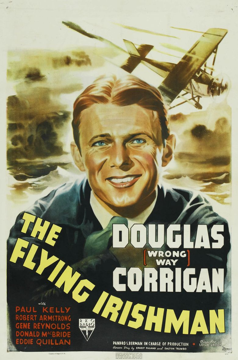The Flying Irishman Poster