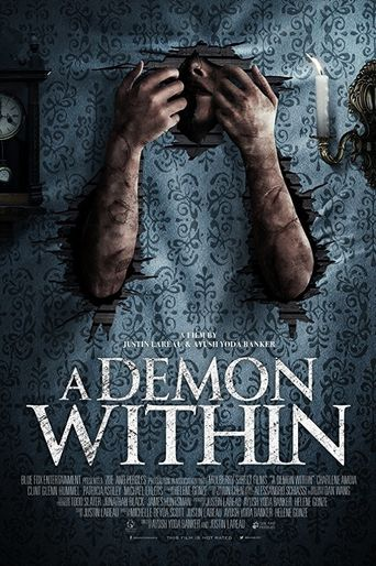 A Demon Within Poster