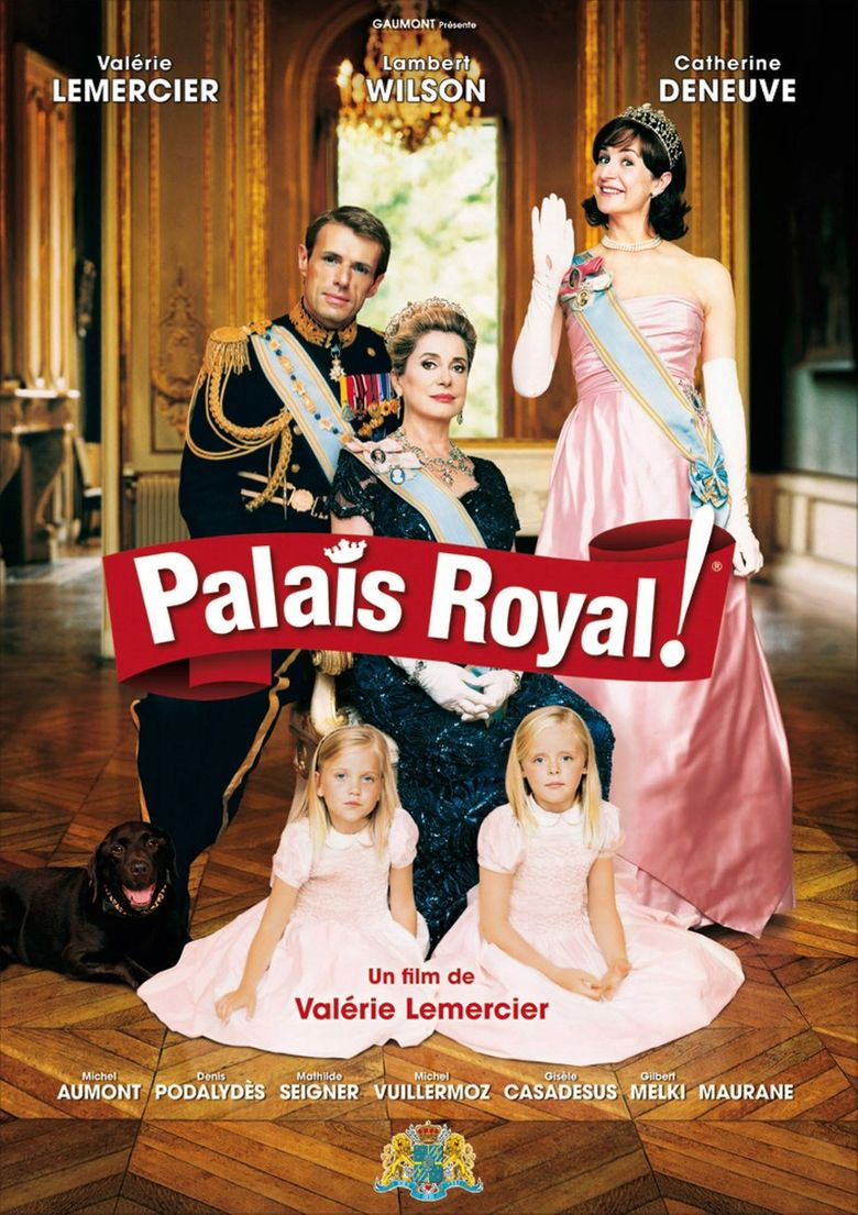 Royal Palace Poster