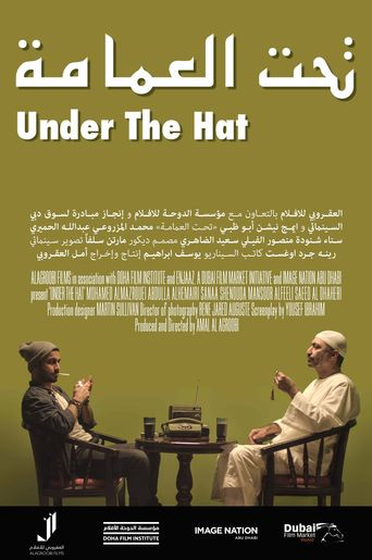 Under the Hat Poster