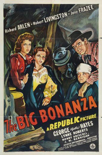 The Big Bonanza Poster