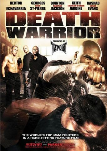 Death Warrior Poster