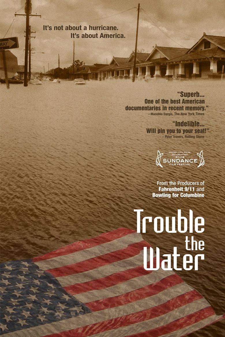 Trouble the Water Poster