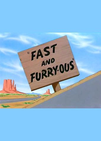 Fast and Furry-Ous Poster
