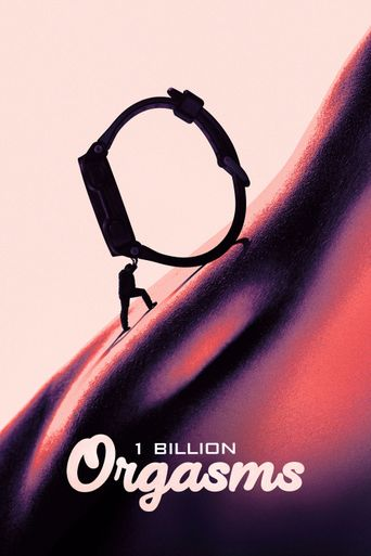 1 Billion Orgasms Poster