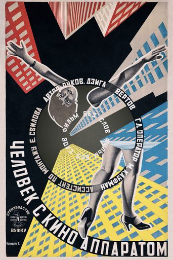 Watch Man with a Movie Camera