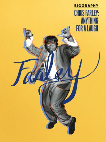 Chris Farley: Anything for a Laugh Poster