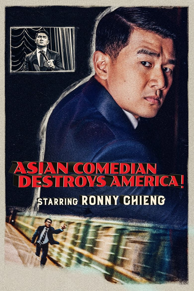 Ronny Chieng: Asian Comedian Destroys America! Poster