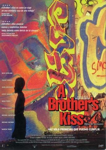 A Brother's Kiss Poster