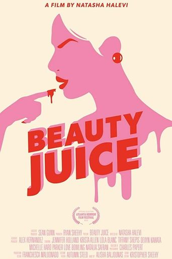 Beauty Juice Poster
