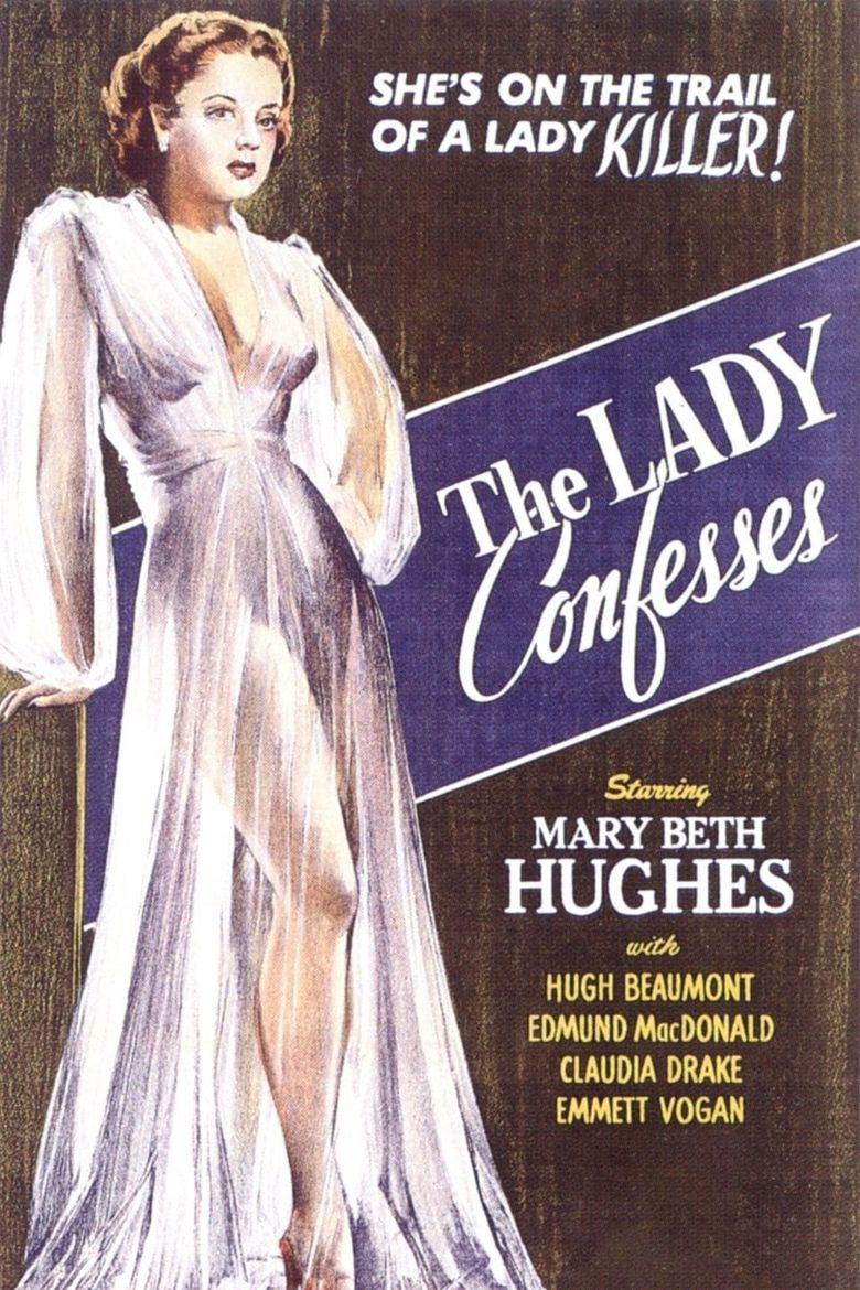 The Lady Confesses Poster