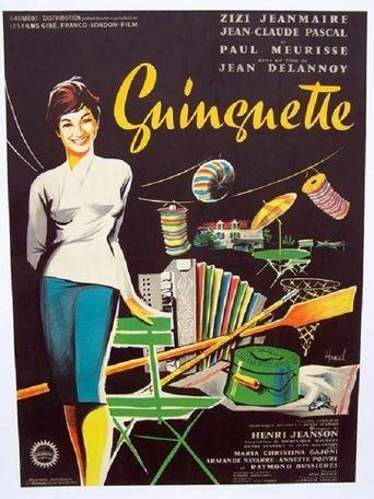 Guingette Poster