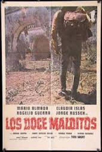 Los doce malditos Poster