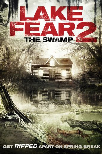 Lake Fear 2: The Swamp Poster
