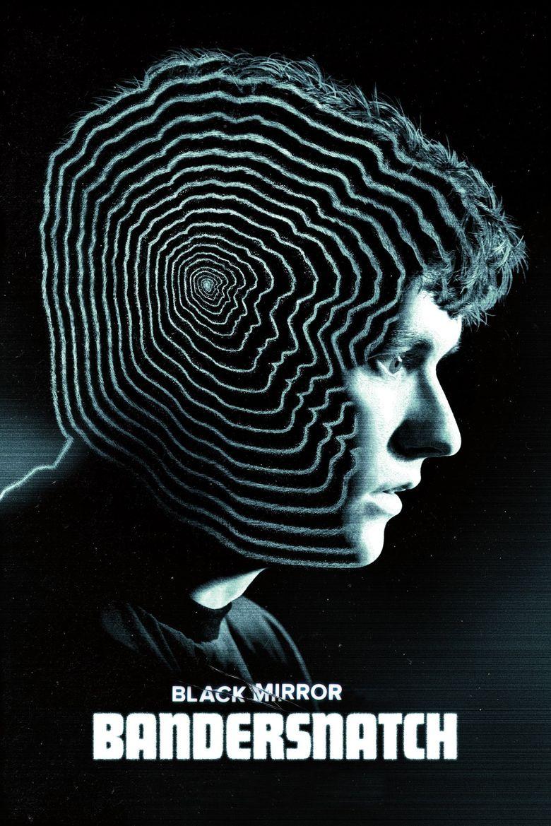 Black Mirror: Bandersnatch Poster