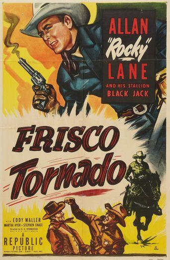 Frisco Tornado Poster