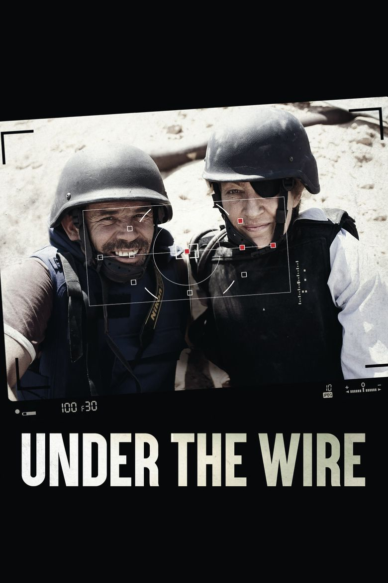 Under the Wire Poster