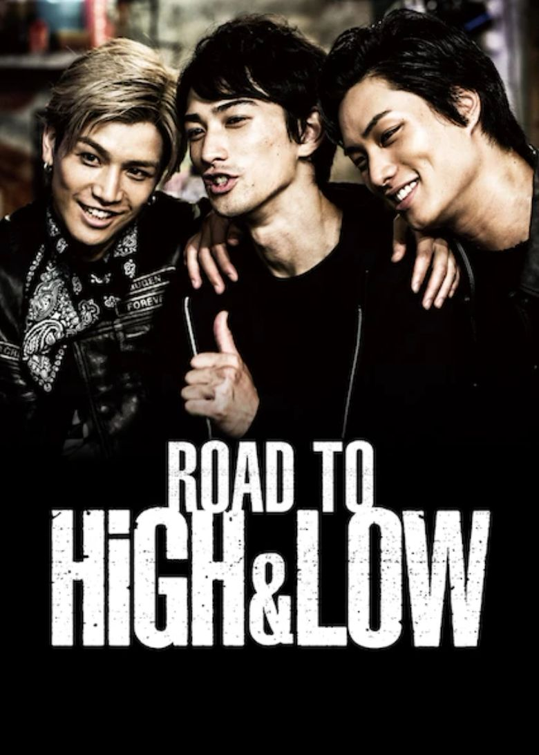 Road To High & Low Poster