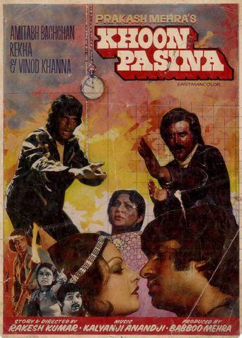 Khoon Pasina Poster