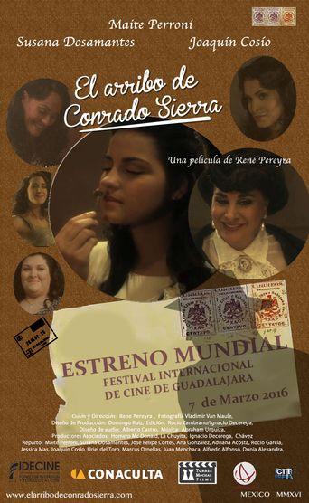 The Arrival of Conrado Sierra Poster