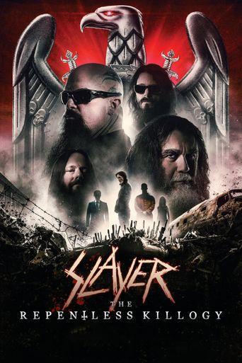Slayer: The Repentless Killogy Poster