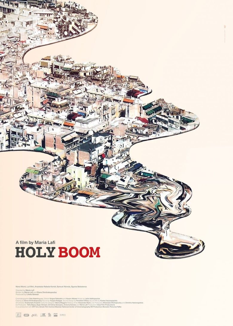 Holy Boom Poster