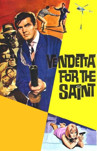 Vendetta for the Saint Poster