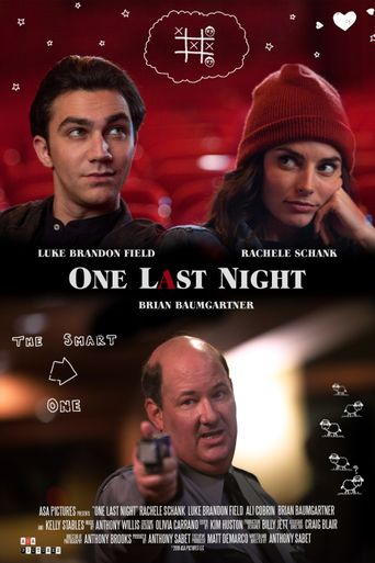 One Last Night Poster