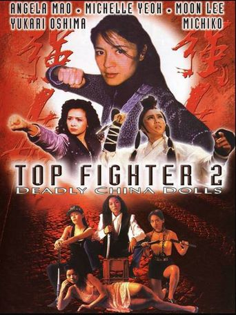 Top Fighter 2: Deadly China Dolls Poster