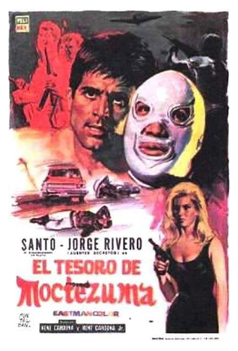 The Treasure of Moctezuma Poster
