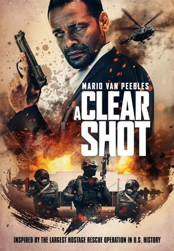 A Clear Shot Poster