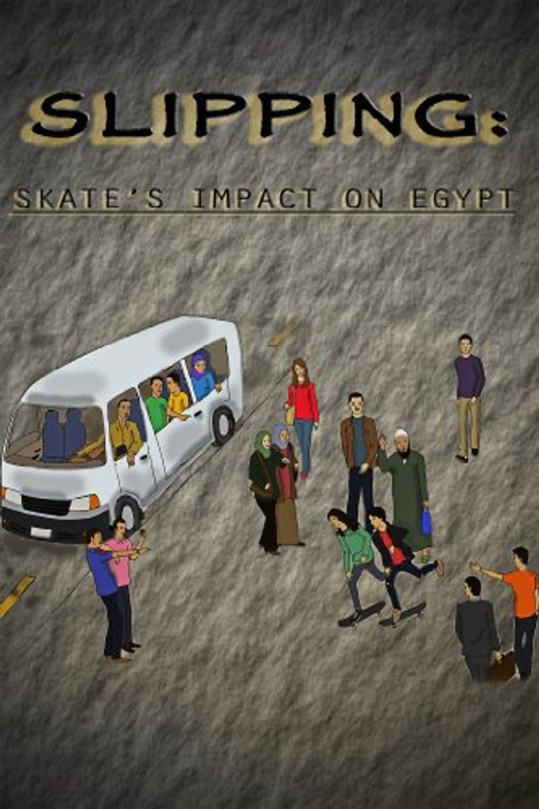 Slipping: Skate's Impact on Egypt Poster