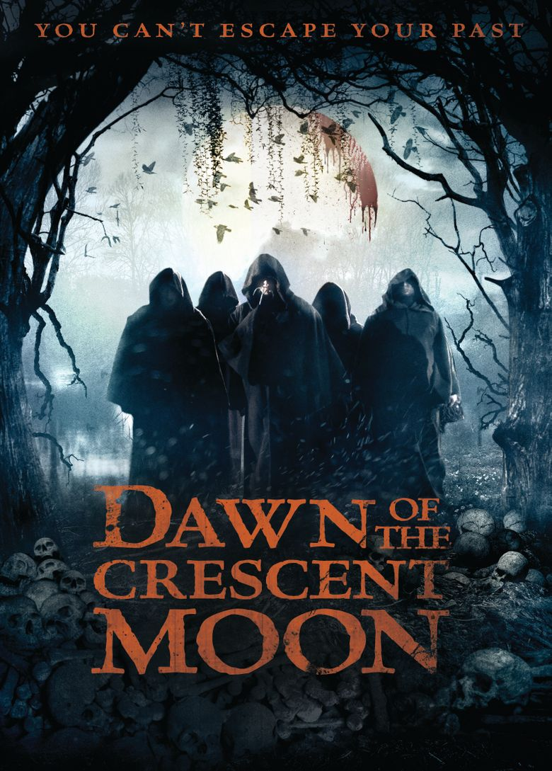 Dawn of the Crescent Moon Poster