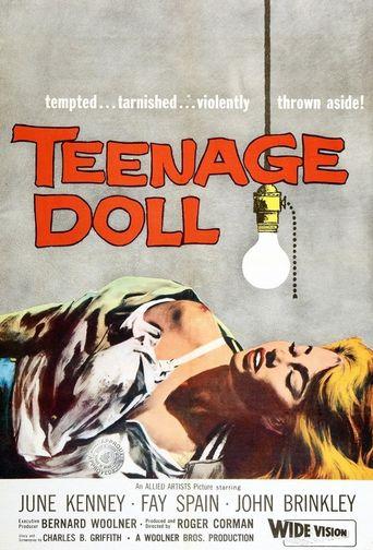 Teenage Doll Poster